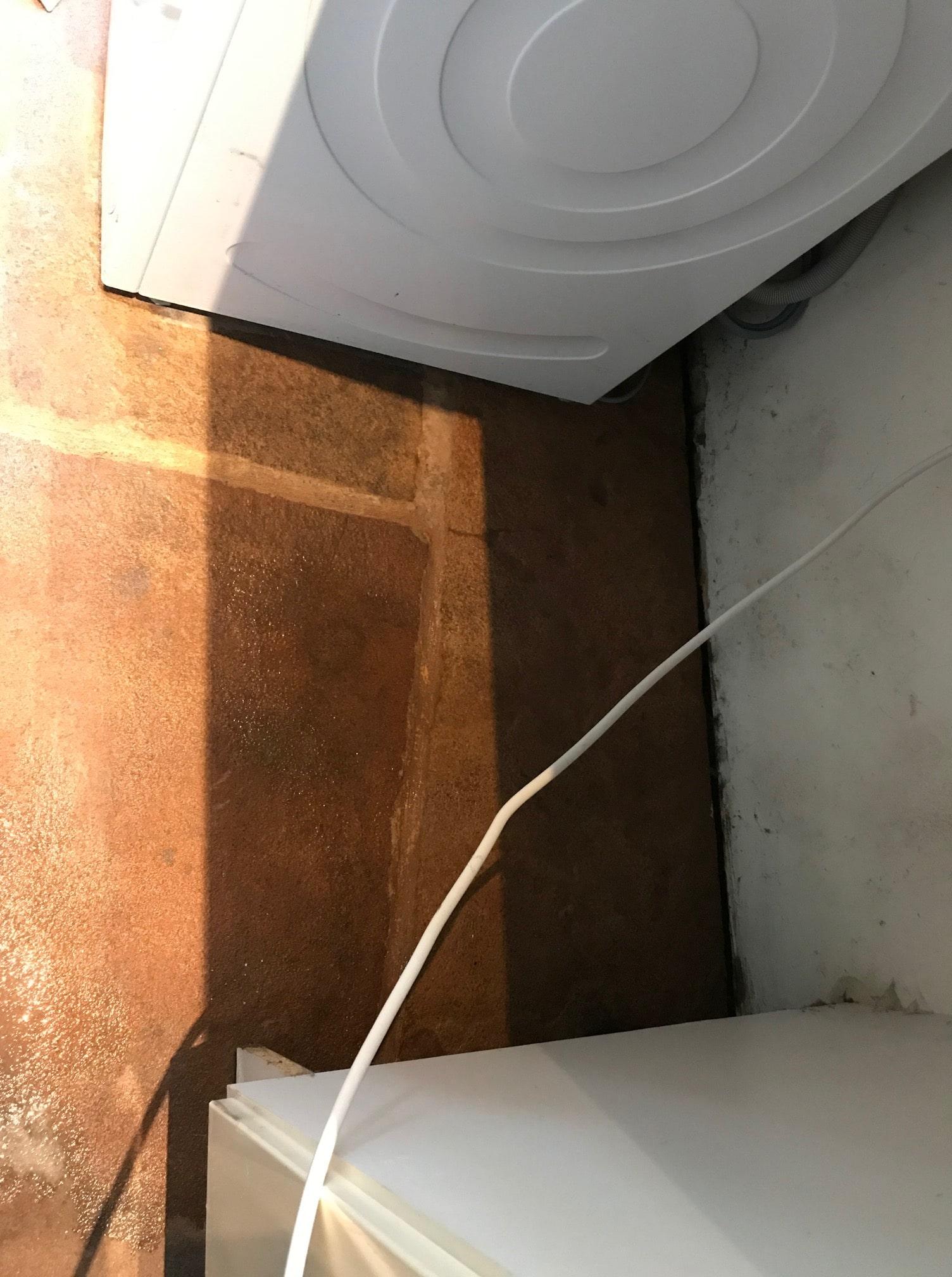 Red Sandstone Floor After Renovation Kirkby Lonsdale