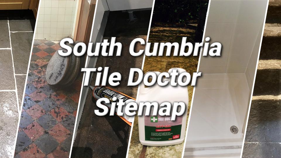 South Cumbria Tile Doctor Sitemap